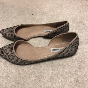 Steve Madden Sparkly Shoes
